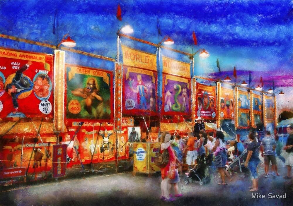 Carnival - World of Wonders by Michael Savad