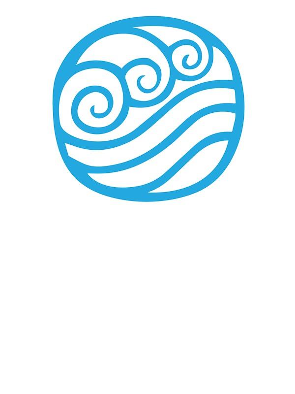 Avatar Waterbending Symbol