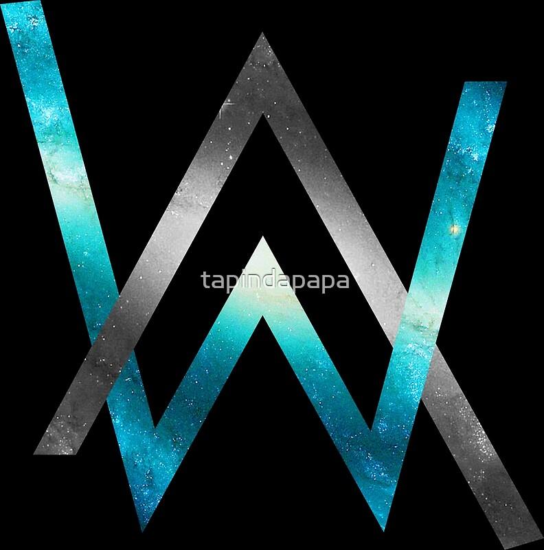 Alan Walker Logo: Posters