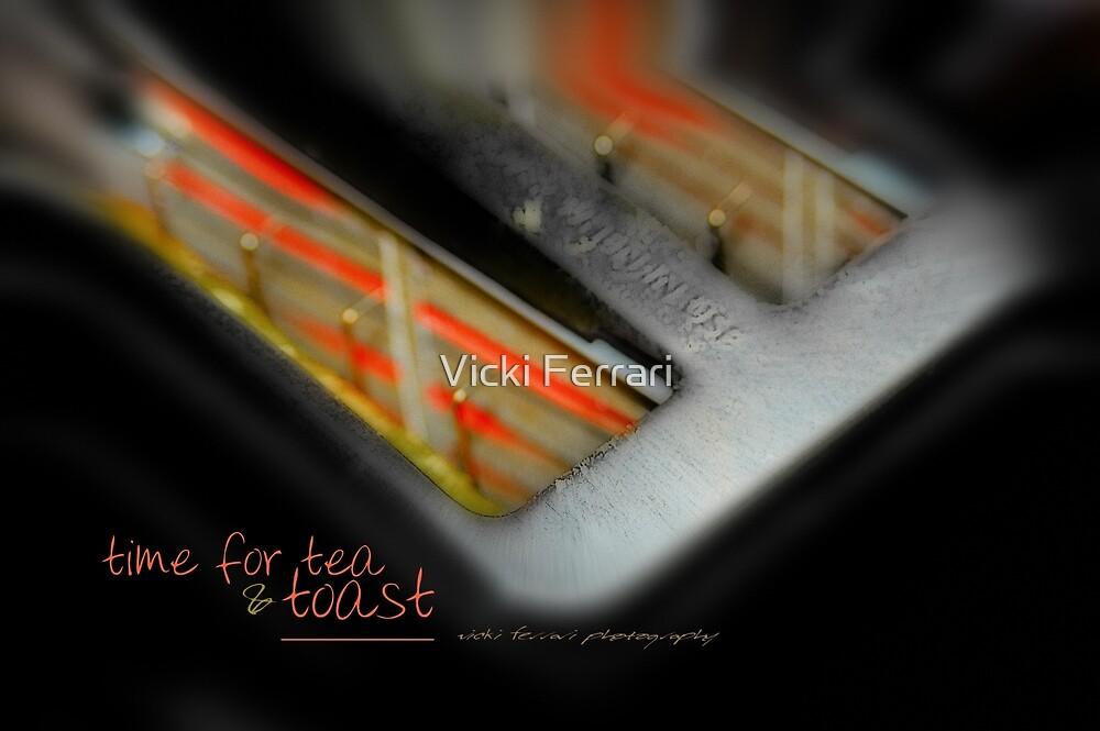 Tea & Toast © Vicki Ferrari by Vicki Ferrari