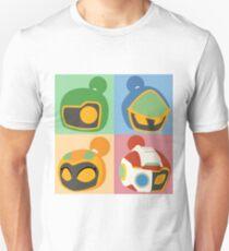 The Bomber Kings - Bomberman minimalist Unisex T-Shirt