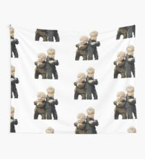 Statler and Waldorf Wall Tapestry
