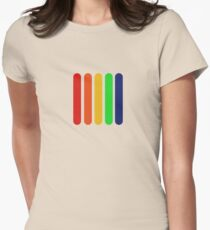 The Strokes - Future Present Past EP  Women's Fitted T-Shirt