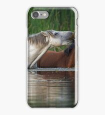 Wild Times Along the River iPhone Case/Skin