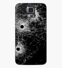 bullet hole Case/Skin for Samsung Galaxy