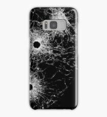 bullet hole Samsung Galaxy Case/Skin