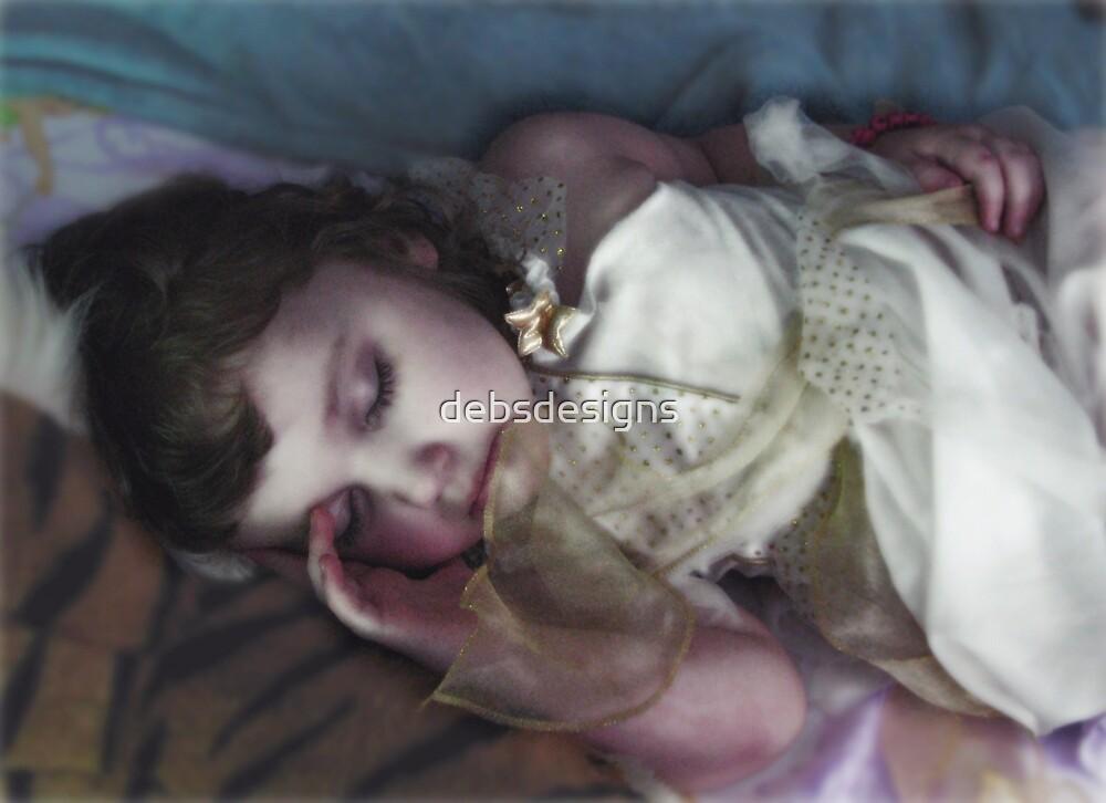 Sleeping Beauty by debsdesigns