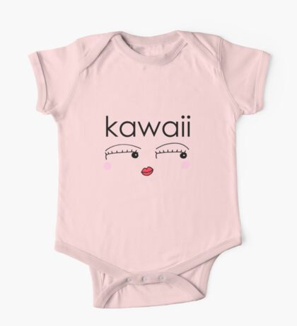 Kawaii-Tshirt (Cute) Kids Clothes