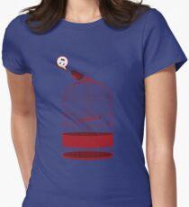 singing bird Womens Fitted T-Shirt