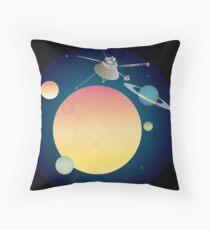 Voyager Throw Pillow