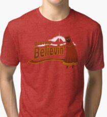 Don't Stop Believin' Tri-blend T-Shirt