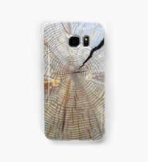 Tree Rings Samsung Galaxy Case/Skin