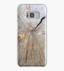 Tree Rings Samsung Galaxy Case/Skin