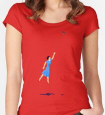 Get carried away! Women's Fitted Scoop T-Shirt