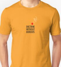 Doctrine Without Borders Unisex T-Shirt