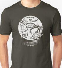 Little Samurai Sushi (vintage look) Unisex T-Shirt