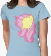 Fluttershy Women's Fitted T-Shirt
