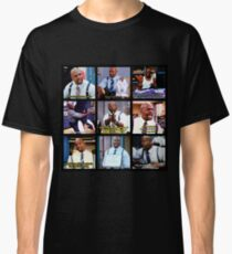 Terry Jeffords Quotes Classic T-Shirt