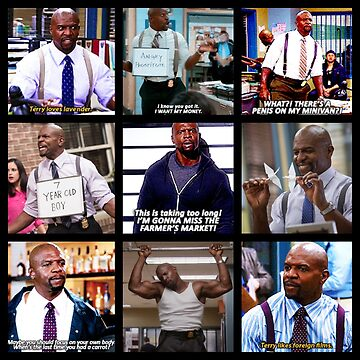 Terry Jeffords by KangarooZach41