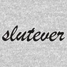 Slutever - Black by hunnydoll