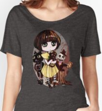 Fran Bow  Women's Relaxed Fit T-Shirt