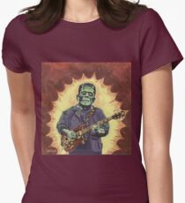 FrankenTiger Women's Fitted T-Shirt