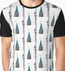 Peace Tower 03 Graphic T-Shirt