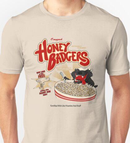 Honey Badgers T-Shirt