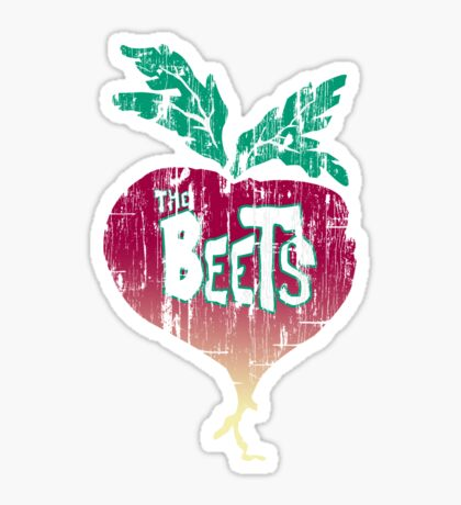 The Beets Sticker