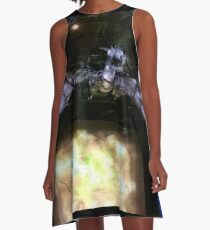 Wicked Live in London A-Line Dress