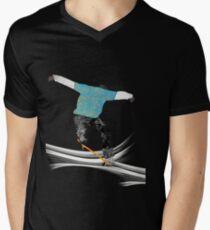 Skateboard 3 Mens V-Neck T-Shirt