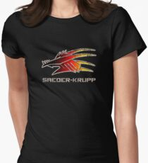 Saeder-Krupp Womens Fitted T-Shirt