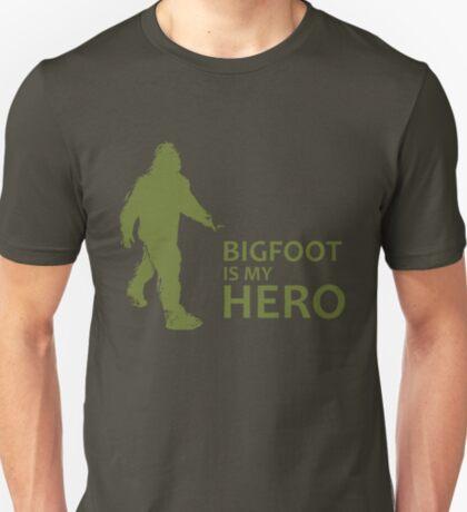 Big Foot Is My Hero T-Shirt