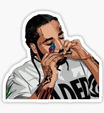 A$AP YAMS Sticker