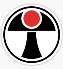 Commander Farsight Tau Logo 40k Sticker
