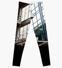 Construction Prongs Leggings