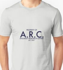Property of A.R.C. Unisex T-Shirt