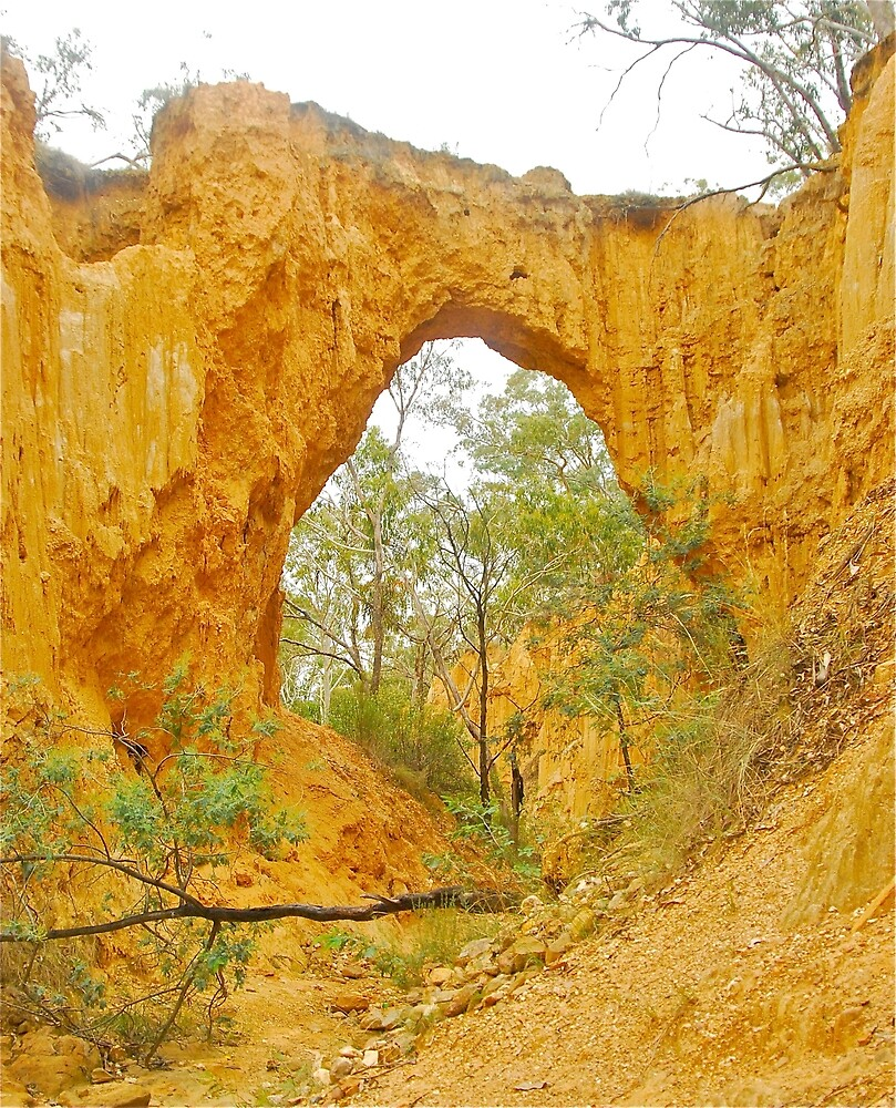 Hill End Arch by peasticks