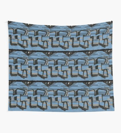 as-it-is-is Abstract Wall Tapestry