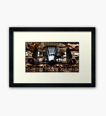 SR-71 Framed Print