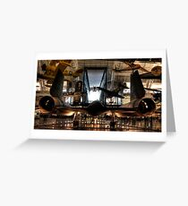 SR-71 Greeting Card