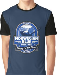 Norwegian Blue Pale Ale Graphic T-Shirt