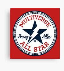 Multiverse All Star Canvas Print