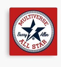 Multiverse All Star Canvas Print