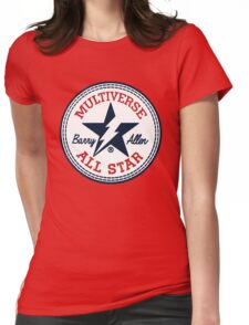 Multiverse All Star Womens Fitted T-Shirt