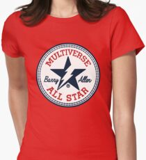 Multiverse All Star Women's Fitted T-Shirt
