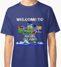 Welcome to Angel Island Classic T-Shirt