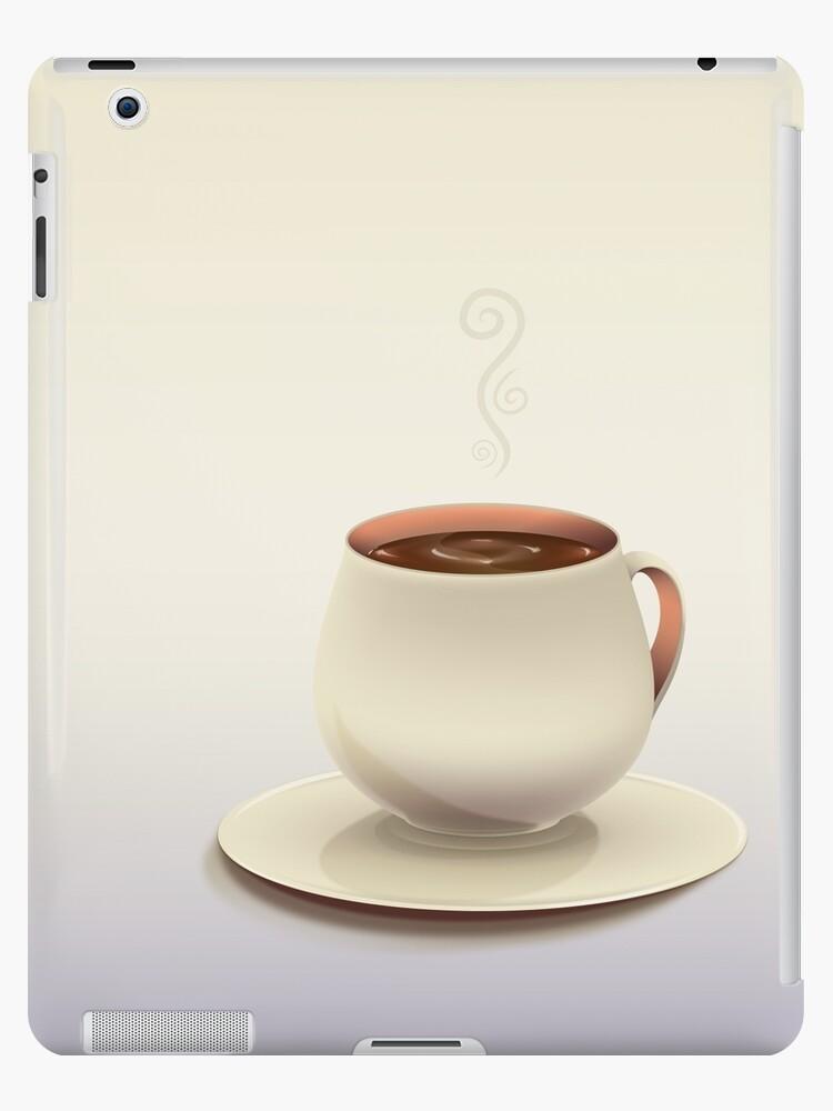 Cup o Coffee by M. Veronica Silva