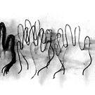 Hands by Francesco van der Zwaag
