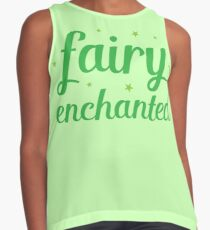 fairy enchanted Contrast Tank